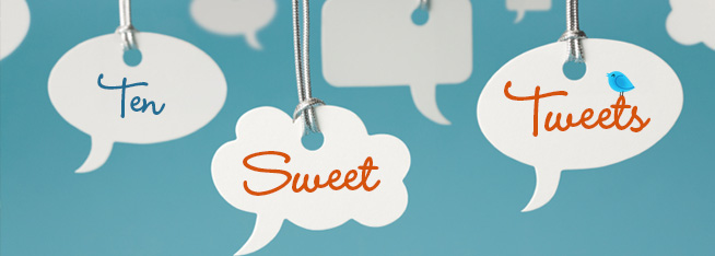 Ten Sweet Tweets